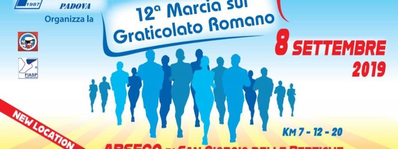Calendario Marce Fiasp Vicenza 2019.Comitato Provinciale Fiasp Padova